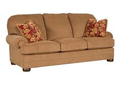 Shop for King Hickory Edward Fabric Sofa, 8200, and other Living Room Sofas at Woodley's Furniture in Colorado Springs, Fort Collins, Longmont, Lakewood, Centennial, Northglenn. Seat Cushions: High Resiliency, Back Pillows: Semi-Attached, Throw Pillows: 2 P21.