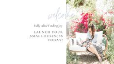 Fully Alive Finding Joy Has LAUNCHED