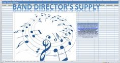 Roster for Band, Choir, or Orchestra
