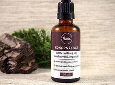 Konopný olej (nerafinovaný)
