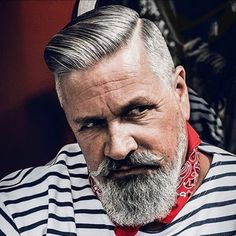 100+ Hairstyles for Older Men | Best Ways To Style Gray Hair