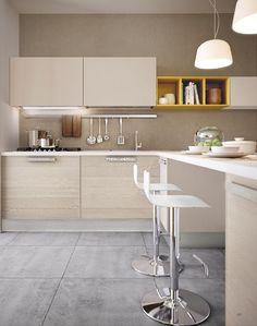 cucine Lube & Creo kitchens. Italia, Veneto