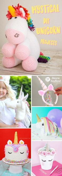 30 Mystical DIY Unicorn Projects Celebrating The Dreamy Creature in Glory!