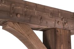 Our box beams provide all of the characteristics of a solid wood beam, at a fraction of the weight! Always made from real oak or cedar, 15 colors. Faux Wood Beams, Timber Beams, Metal Beam, Wood Siding, Ceiling Beams, Big Houses, Wood Boxes, White Oak, Real Wood