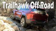 2016 Jeep Cherokee Trailhawk Off-Road Driving