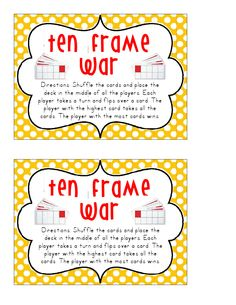 Ten Frame War.pdf