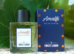 Parfum&Projet pour Sweet lemon.