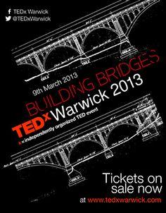 TEDx Warwick 2013 - Building Bridges