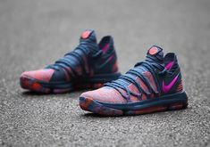 Nike KD 10 All-Star Santa Monica 897817-400
