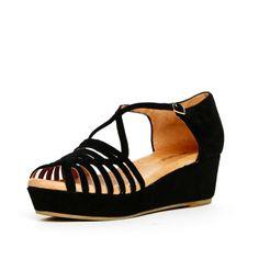 Gee Wa Wa 'Doris' Flatform Sandal