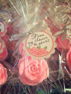 Rose Soap Favors – Favor Boutique by Angelique Wedding Favors, Party Favors, Wedding Invitations, Baby Shower Favors, Bridal Shower, Soap Carving, Rose Soap, Soap Favors, Soap Packaging