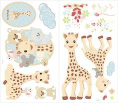 Giraffe Birthday Parties, Giraffe Party, Baby Shower Giraffe, Baby Shower Niño, Simple Baby Shower, Baby Shower Cakes, First Birthday Parties, First Birthdays, Baby Shower Gifts