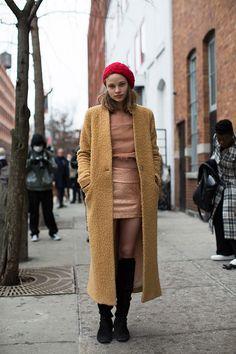 On the Street….Twenty-Second St., New York