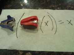Inverse function This is how I will always explain inverse functions from now on. brilliant! :)