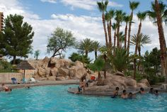 My husband and I stay only at Passport America RV parks. The Oasis Las Vegas RV Resort is one of my all-time favorites, and we paid less than $25 a night!