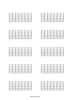 5 blank neck diagrams good for mapping out 5 note scales i e pentatonics or the caged system. Black Bedroom Furniture Sets. Home Design Ideas