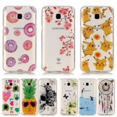 Soft TPU Silicone case sFor Samsung Galaxy J3 / J3 2016 case For Samsung Galaxy J3 J310 J310F / J3 2016 J320 J320F Phone Case
