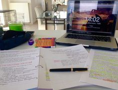 Just another studyblr Study Space, Desk Space, My School Life, Note Taking Tips, Student Binders, Study Board, Study Inspiration, Studyblr, Study Notes