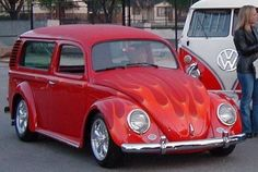 VW Beetle Bus, excellent