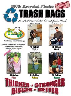 Bags for Bucks - Fundraiser for your organization