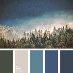 Цветовая палитра №3364