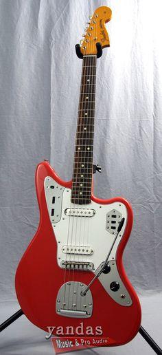 Fender Classic 60's Lacquer Jaguar Electric Guitar