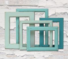 Shabby Chic Frames Picture Frames Picture by MountainCoveAntiques, $58.00