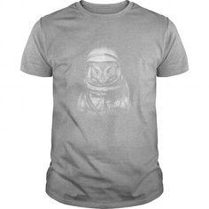 Cool astronaut owl T-Shirts