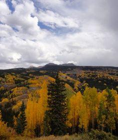 Beautiful Fall Foliage Around the World: Durango, CO