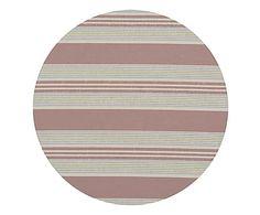 Sousplat Carmel Stripes - 34X34cm