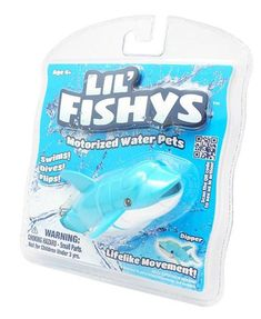 Lil Fishys Fish Styles May Vary - 1 Randomly Selected Supplied | eBay