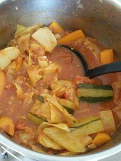 Recette de Couscous de légumes aux épices douces