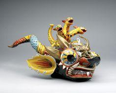 Diablada dance mask from Bolivia Shreyas and Mina Ajmera Gallery of Africa, the Americas and Asia-Pacific - Diablada dance mask from Bolivia