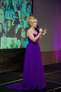 Beautiful dress from Venus Awards Ceremony Brighton