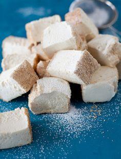 Finally! a marshmallow recipe minus yucky chemicals! Gluten, corn, egg, dairy free. Marshmallow 5 by Yelena Strokin, via Flickr
