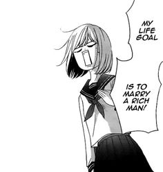 manga, anime, and funny image Manga Girl, Manga Anime, Manga Love, Manhwa Manga, Anime Meme Face, Anime Expressions, Manga Quotes, Manga Pages, Meme Faces
