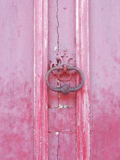Door Knocker in Provence, France