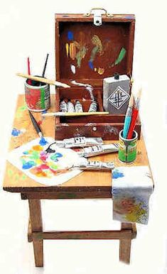 S P MINIATURES - hand crafted dollhouse miniatures and scale ...