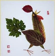 Creative-Leaf-Animal-Art-15.jpg (222×227)