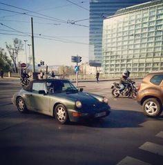 Porsche 930 Cabrio