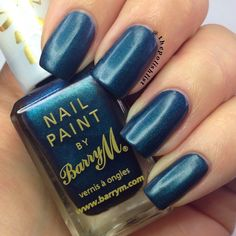 Barry M - Silk - Forest 8