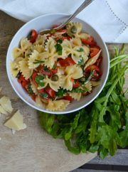 rucola-tomaten-pasta-im-cookclub, Rezept+ Pasta+frisch+ lecker