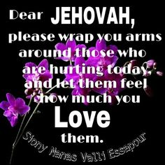 Love for Jehovah ...