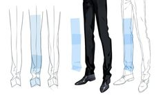 Trendy fashion sketches how to draw pants 38 Ideas Suit Drawing, Pants Drawing, Drawing Clothes, Drawing Poses, Drawing Tips, Drawing Reference, Manga Clothes, How To Draw Pants, Anime Outfits