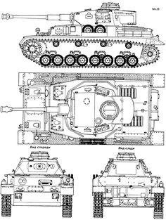 Panzer IV (PzKpfw IV - sdkfz161)