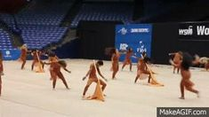 WGI Championship 2014 Finals~ Some guards are just amazing #guardgoals #WGI #winterguard