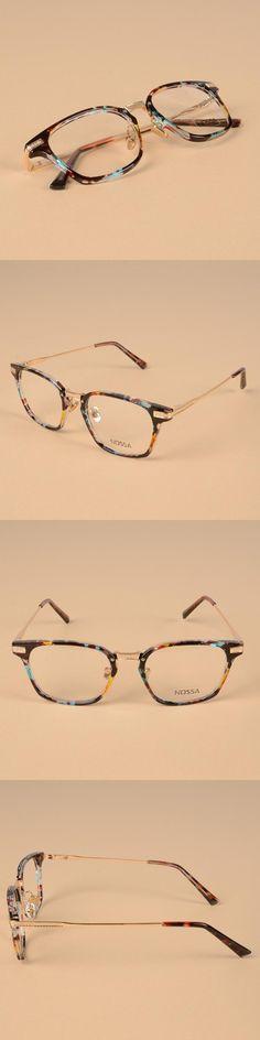 2017 New Style Spectacles Frame Women Top Quality Clear Fashion Eyeglasses Men Optical Eyewear Frames Prescription Glasses Frame
