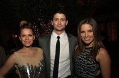 Joy, James, Sophia...The last three standing from the very beginning. 1/12/12