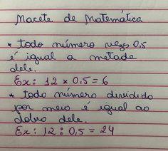 """4,607 curtidas, 61 comentários - Inspiração Nos Estudos✍🏼 (@inspiracaonosestudos) no Instagram: """"@Regran_ed from @sanycursos -  Macete de Matemática - . . . . #foconosestudos #papelariafofa…"""" Sheet Music, Math Equations, Calligraphy, Art, Kunst, Calligraphy Art, Gcse Art, Hand Lettering, Hand Drawn Typography"""