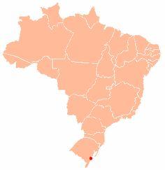 Pelotas in Brazil.